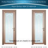 Puertas de aluminio del marco del nuevo diseño 2016 y del nuevo color