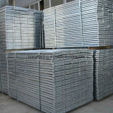 Tianjin Supplier Catwalk Floor/Metal Decking Sheet/Scaffolding Planks Used para Construction