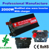 2000W Modified Sine Wave Solar Power Inverter with Charger UPS