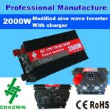 inversor modificado 2000W do poder solar de onda de seno com UPS do carregador