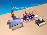 Überschüssige Wiederverwertungs-Kleinkapazitätsmaschine für Heizöl