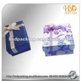 Schöner handgemachter Schmucksache-Papierkasten-/Gift-Kasten