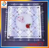 Moderne Kristallhängende Lampe der deckenleuchte-LED für Küche