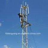 Дешевая башня антенны микроволны ванты для городка