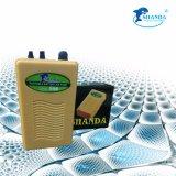 Пневматический насос батареи выхода пневматического насоса аквариума портативный одиночный