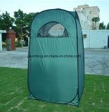 Vert sauter vers le haut la tente changeante de fil d'acier