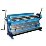 수동 Rolling, Shearing 및 Bending Integrated Machine (3-in-1/1320*1.5)