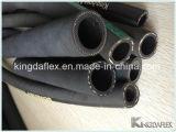 Flexibler Gummi eingewickelter Öl-Schlauch