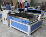 máquina de talla de madera del ranurador del CNC de la escultura de los muebles 3D, máquina de grabado de piedra del CNC 3D