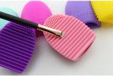 Супер яичко щетки инструментов чистки щетки состава силикона высокого качества уборщик щетки состава много цветов