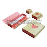 Оптовая коробка подарка упаковки бумаги Jewellery