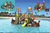 Новый парк воды скольжения темы корабля пирата конструкции (TY-71152)