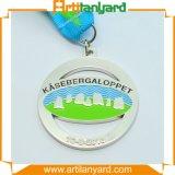 顧客デザイン最上質の記念品メダル