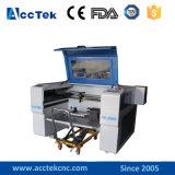 Prix bon marché en pierre de machine de gravure de découpage de laser de CO2