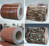 PPGI ha preverniciato le bobine d'acciaio galvanizzate
