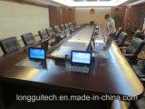 15.6 Zoll LCD-Aufzug mit Monitor leicht schlagend