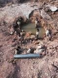초음파 교차하는 구멍 더미 결점 시험 장비