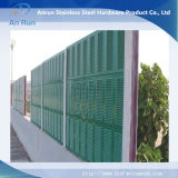 Металл PVC Coated Perforated для загородки