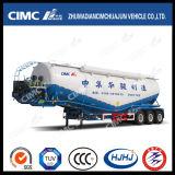 Горячее Cimc Huajun V-Type Bulk Cement Tanker с высоким качеством