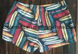 Ткань Mose всходит на борт краткостей, краткостей пляжа человека напечатанных способом