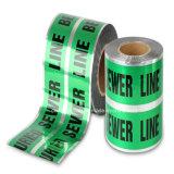 多色刷りの探偵の警告テープ産業使用