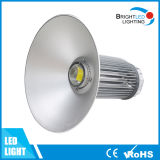 110lm/W 150W IP65 СИД High Bay Light Warehouse Industrial Lighting