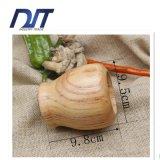 Mortero y maja Triturar Hierbas de alimentos Especias Ajo Pounder de madera