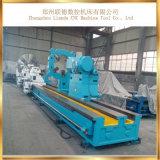 Machine lourde horizontale de grande précision de tour de la série C61160 pour le découpage