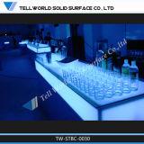Tw LED (TW-PACT-003)를 가진 상업적인 살롱 나이트 클럽 바 카운터/수신 카운터