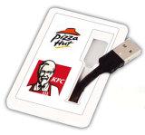 Carte de flash USB de Pendrives d'entraînement de pouce du disque instantané USB de carte mémoire du bâton USB de flash USB de logo d'OEM de carte de lecteur flash USB