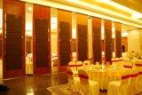 Cloisons de séparation en bois classiques artistiques en aluminium de constructeur de la Chine