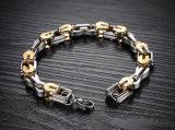 Großhandelsgoldhand verziert Armband der Männer