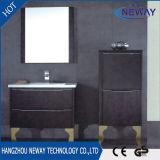 Тщета ванной комнаты PVC высокого качества с бортовым шкафом