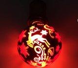Bulbo de la decoración LED del día de fiesta,