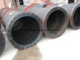 Boyau en caoutchouc d'aspiration et de débit/distribution de l'eau de grand diamètre