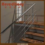 Scala interna che recinta la balaustra dell'acciaio inossidabile per il progetto (SJ-H1324)