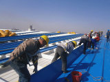 경량 Prefabricated Steel Construction Workshop 또는 Warehouse
