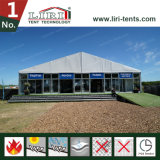 Sale를 위한 Glass Walls를 가진 9X6m White Party Marquee Tent