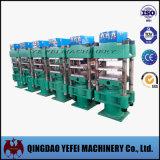 加硫の出版物機械を作るゴム製タイル