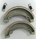 Semi-Metallic Ww-5121 Wy125オートバイの靴ブレーキ