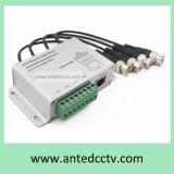 HD Cat5 Kanalpassives UTP videobalun-twisted pair des Kabel-4