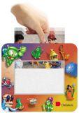 Photoframe 마우스 매트를 인쇄하는 다채로운 로고