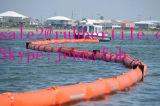 Нефтяной бум PVC, резиновый нефтяной бум, померанцовый нефтяной бум