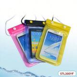 熱い販売PVC防水電話袋