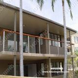 Balcony/Stair/갑판을%s 스테인리스 Steel Cable Railing