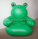 Le PVC gonflable de sofa d'air s'est assemblé le fauteuil pour des gosses