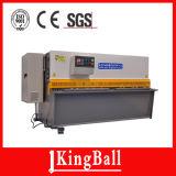 Van de van certificatie Ce Scherende Machine CNC de Hydraulische Guillotine