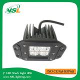 12V 24V LED Arbeits-Licht, 16W imprägniern LED-Arbeits-Licht, IP67 LED Arbeits-Licht mit Cer, RoHS, LED-Nebel-Licht
