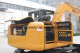 9 Tonnen-Gleisketten-Exkavator mit Yanmar Motor