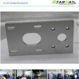 Анодированные алюминиевые части подвергать механической обработке CNC